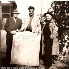 Mario Botter, Memi Botter e Giovanni Comisso
