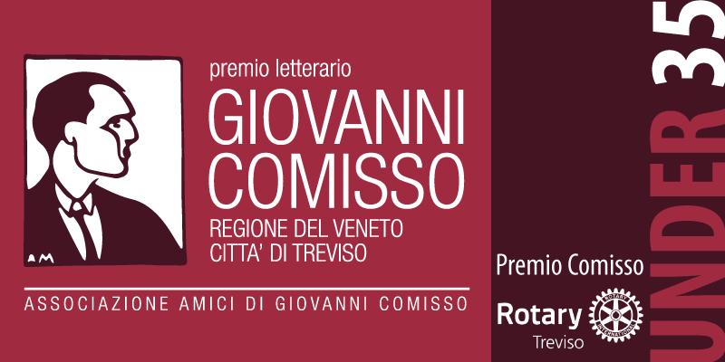 Premio Comisso - Rotary Treviso per il miglior Autore under 35