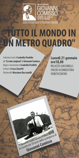 Tutto il mondo in un metro quadro – Lettura scenica a cura di Isabella Panfido