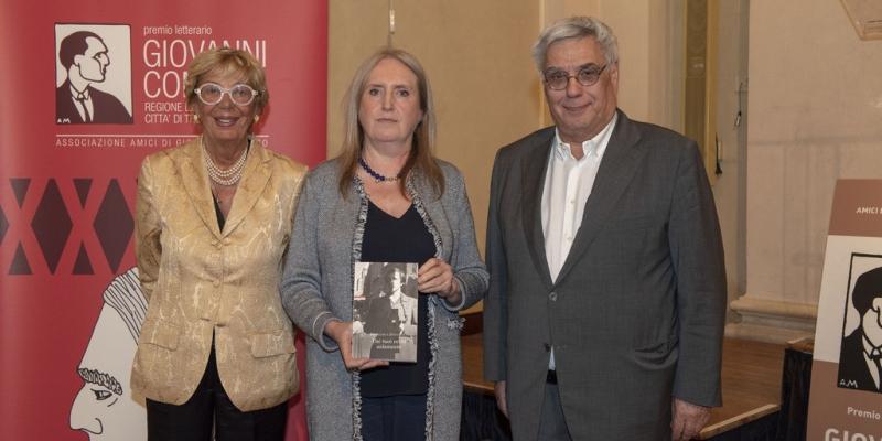 Francesca Diotallevi vince il Premio Comisso under 35 – Rotary Club Treviso