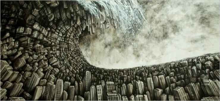 "Arte digitale in mostra a Ca' dei Ricchi: ""Hyperplanes of Simultaneity"""