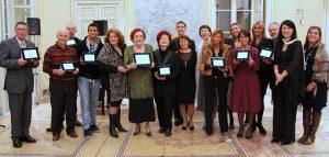 Autori premiati