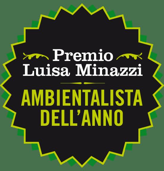 Premio Luisa MInazzi all'ambientlaista dell'anno
