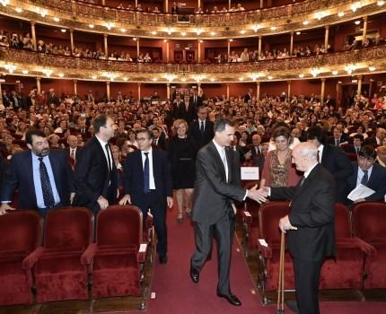 Premios Novia Salcedo en Audiencia Abierta de RTVE