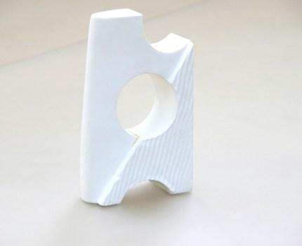 La escultura Premio NoviaSalcedo VII Edición