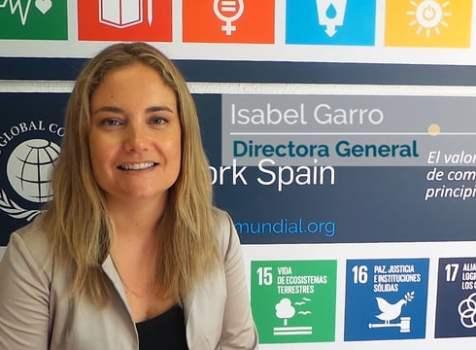 """Isabel Garro: """"Desde Pacto Mundial es muy satisfactorio apoyar este tipo de iniciativas"""""""