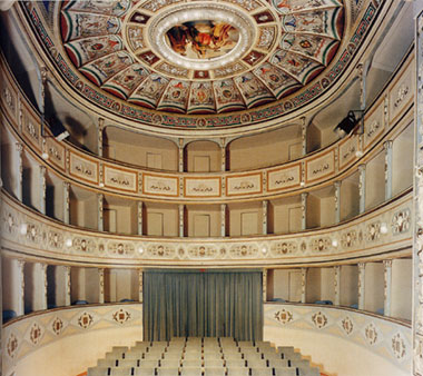 Il Teatro Mugellini un gioiello dell'800
