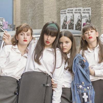 Goya Las niñas