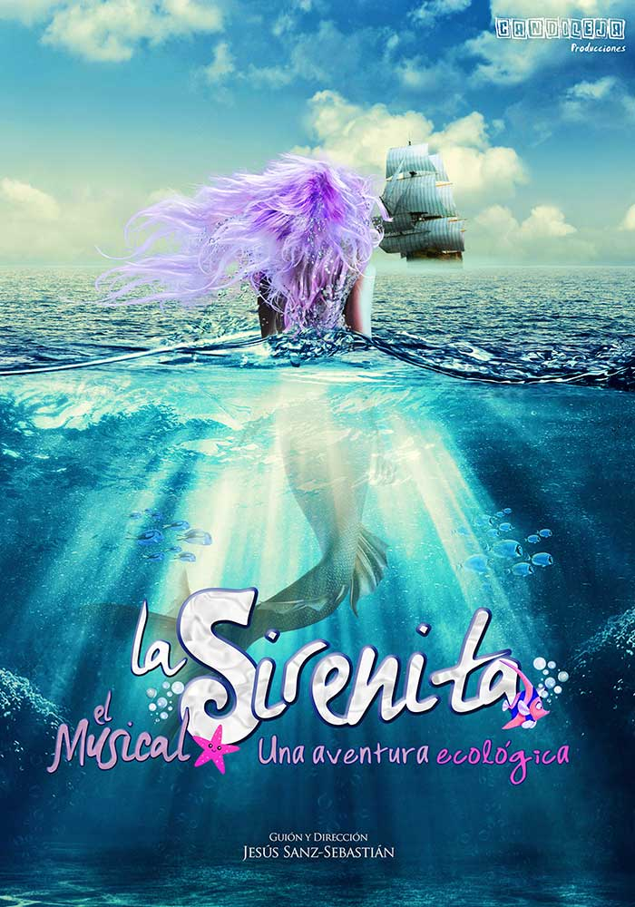 La Sirenita. Una aventura ecológica