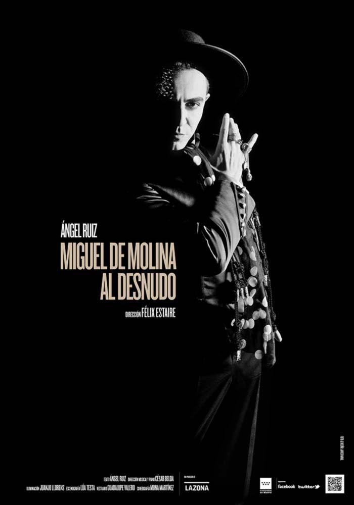 Miguel de Molina al desnudo