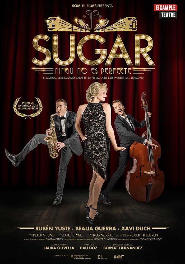 Sugar, ningú no és perfecte