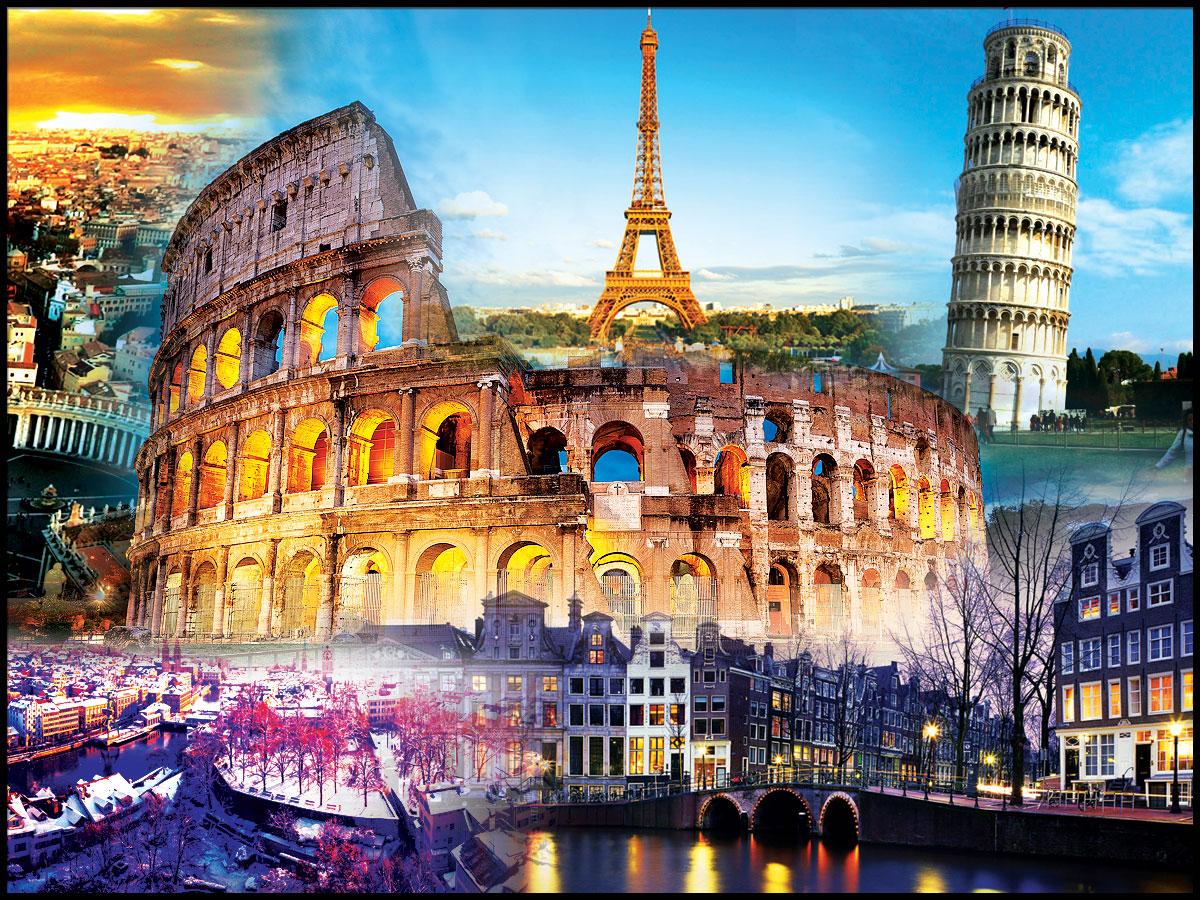 European Countries Tour Packages