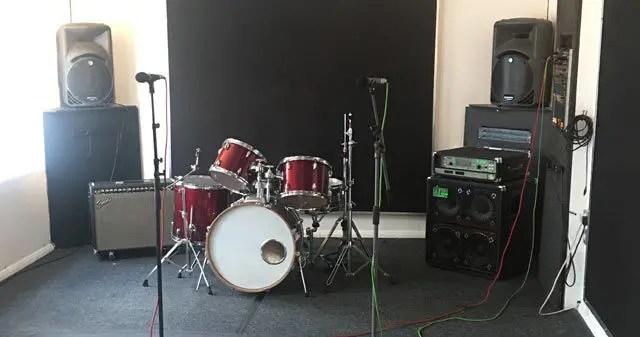 Rehearsal studio 6
