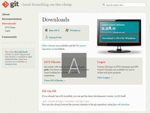 git-install-download