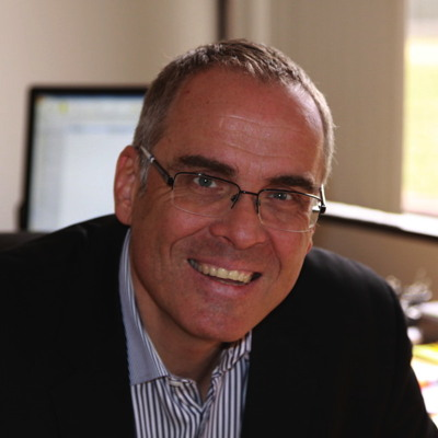 Éric Bouvier, Pdg de Strand Cosmetics Europe