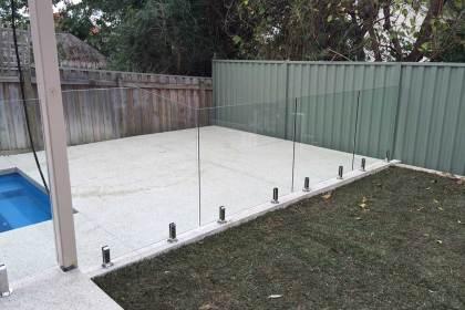 Pool Fencing- Mt Pleasant
