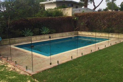 Pool fencing – FLOREAT 3