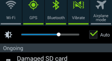 How to fix damaged SD card on phone without losing any data