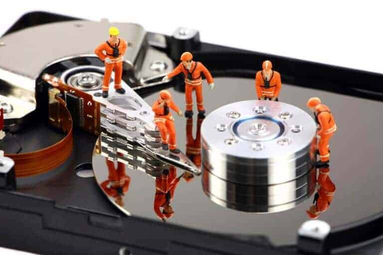 Data Recovery application for android