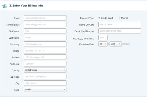 billing hosting hostgator