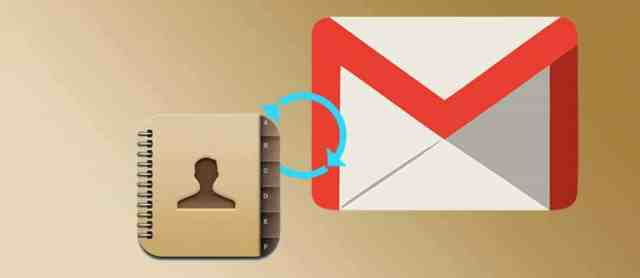 Easy Way To Backup Contacts To Gmail Account