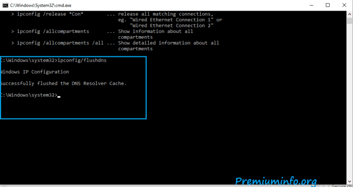 Fix ERR_CONNECTION_REFUSED Error