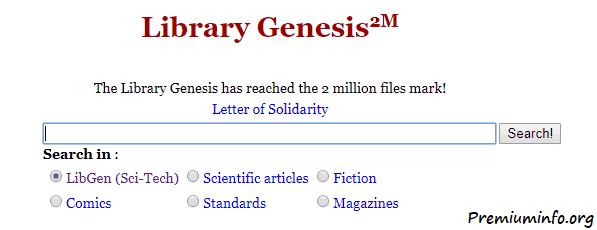 The Best Alternative Websites of Bookzz.org
