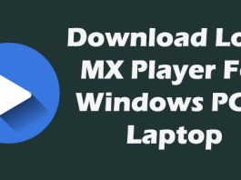 download mx player on pc