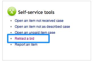 How To Remove A Bid On Ebay >> Ebay Tutorial How To Cancel A Bid On Ebay