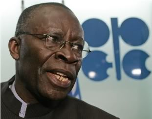Former Minister of State for Petroleum, Edmund Daukoru.. Photo: Courtesy  http://news.mongabay.com via google