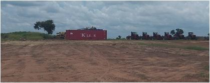 Dominion tractors
