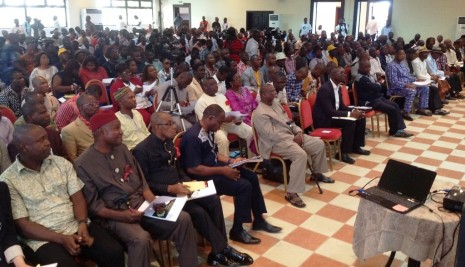 PAN NIGER DELTA CONFERENCE (PNDC)