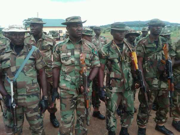 Army, civil defence operatives finetune tactics against Boko Haram, terrorism