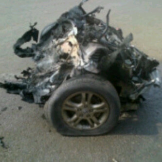 Breaking News: Explosion rocks Kaduna