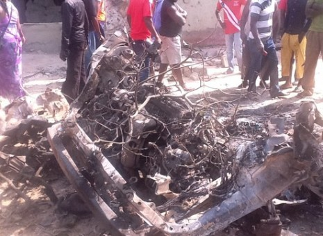 Suicide bomber suspected in church's blast, over 20 feared dead
