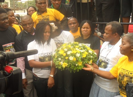 Activists remember Beko Ransome-Kuti in Lagos