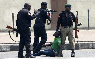 Lagos Police confirms arrest of DPO accused of killing protester