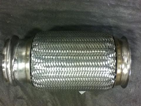 volvo truck 4 inch exhaust flex pipe premium truck parts
