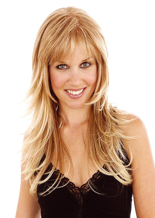 Long Flicked Wigs Wigs For Women From Premium Wigs UK
