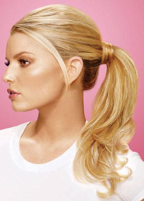 Hairdo Tru2Life Wavy Clip In Ponytail Luxury Ladies