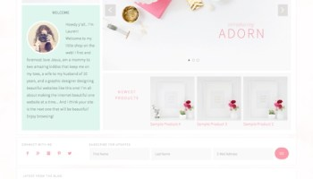 50+ Best Ecommerce WordPress Themes 2019