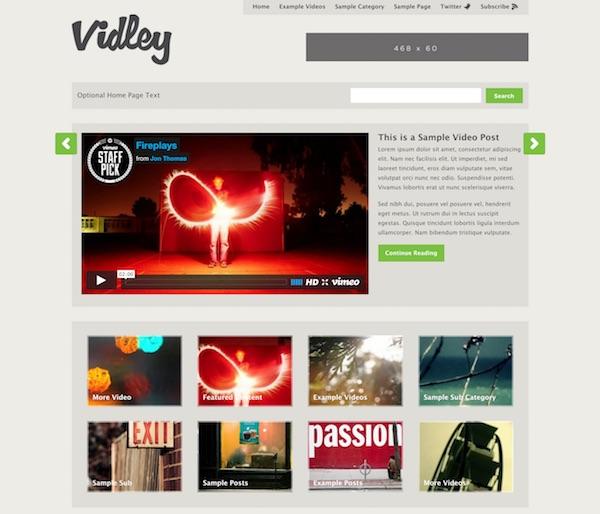 vidley-theme