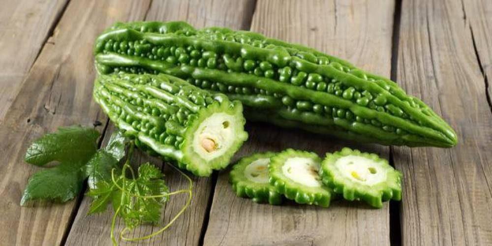 Bitter Gourd Is Good For Skin And Diabetes Control