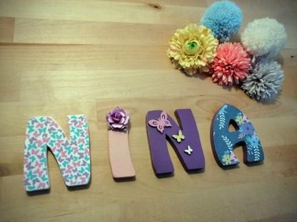Nina - Thème printemps