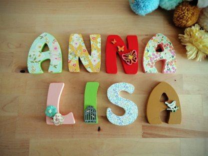 Anna Lisa - Thème Printemps