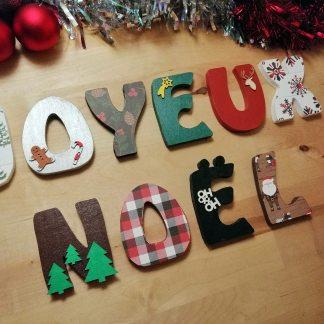 Joyeux Noël décoration