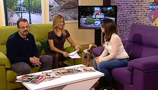 La Asociación de Vendedores de Prensa de Granada y TG7. 2ª entrega