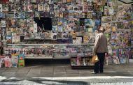 Quioscos: el eslabón más débil paga la crisis del papel