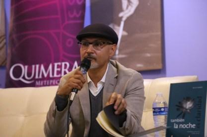 Presente Fondo Editorial Estado de México en la Feria Internacional de Arte y Cultura Quimera 2018