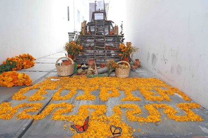 En Edoméx la celebración de Día de Muertos fusiona la riqueza multicultural de sus pueblos originarios